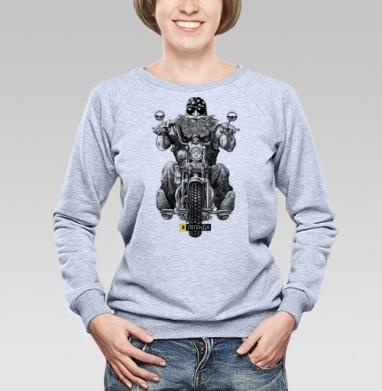 Я - ЛЕГЕНДА - Купить детские свитшоты с мотоциклами в Москве, цена детских свитшотов с мотоциклами  с прикольными принтами - магазин дизайнерской одежды MaryJane