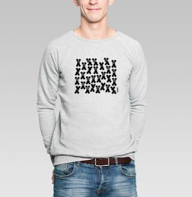 Андрей Бартенев #3 - Купить мужские свитшоты секс в Москве, цена мужских свитшотов секс  с прикольными принтами - магазин дизайнерской одежды MaryJane