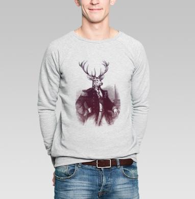 Благородство - Купить мужские свитшоты военные в Москве, цена мужских свитшотов военных с прикольными принтами - магазин дизайнерской одежды MaryJane