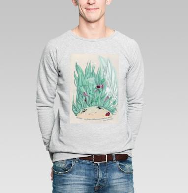 Чувство свободы - Купить мужские свитшоты с цитатами в Москве, цена мужских  с цитатами  с прикольными принтами - магазин дизайнерской одежды MaryJane