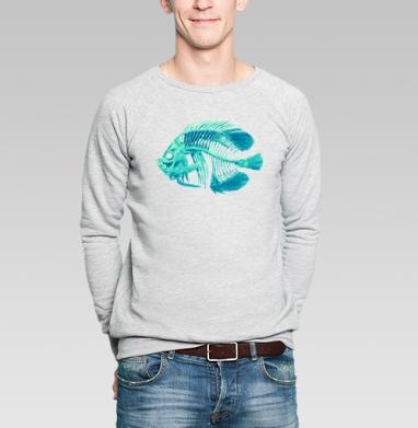 DeadFish - Купить мужские свитшоты с китами в Москве, цена мужских свитшотов с китом с прикольными принтами - магазин дизайнерской одежды MaryJane