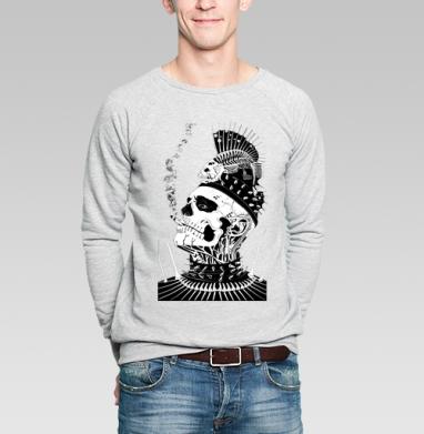 Ёрш - Купить мужские свитшоты с пиратом в Москве, цена мужских свитшотов пиратских с прикольными принтами - магазин дизайнерской одежды MaryJane