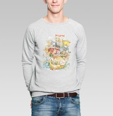 Игры в жизнь - Купить мужские свитшоты с играми в Москве, цена мужских  с играми  с прикольными принтами - магазин дизайнерской одежды MaryJane