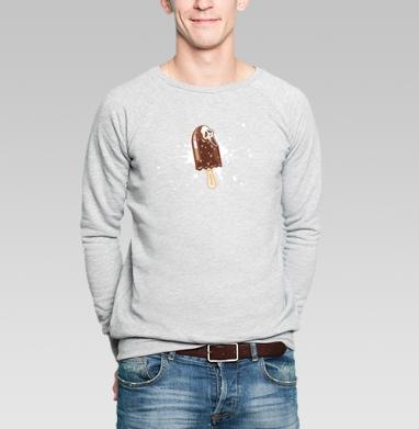 IScream - Купить мужские свитшоты с мороженным в Москве, цена мужских  с мороженным  с прикольными принтами - магазин дизайнерской одежды MaryJane
