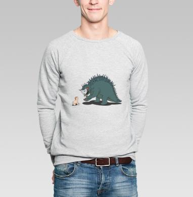 Лицемерие - Купить мужские свитшоты сладости в Москве, цена мужских свитшотов со сладостями  с прикольными принтами - магазин дизайнерской одежды MaryJane