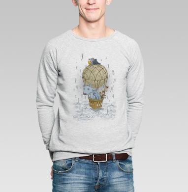 Magic journey - Купить мужские свитшоты с грибами в Москве, цена мужских свитшотов с грибами с прикольными принтами - магазин дизайнерской одежды MaryJane
