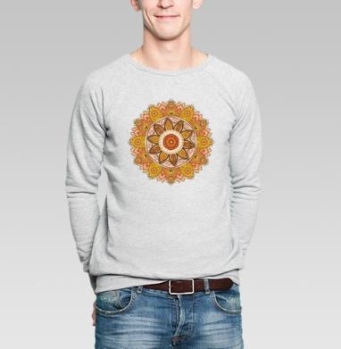Орнамент - Купить мужские свитшоты этно в Москве, цена мужских  этно  с прикольными принтами - магазин дизайнерской одежды MaryJane