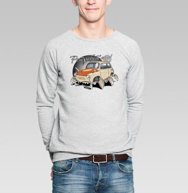 Ретробот - Купить мужские свитшоты СССР в Москве, цена мужских свитшотов СССР  с прикольными принтами - магазин дизайнерской одежды MaryJane