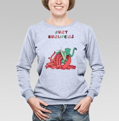 Только бизнес - Купить детские свитшоты хипстерские в Москве, цена детских свитшотов хипстерских  с прикольными принтами - магазин дизайнерской одежды MaryJane