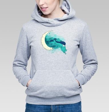 Звездные киты - Купить детские толстовки морские  в Москве, цена детских  морских   с прикольными принтами - магазин дизайнерской одежды MaryJane