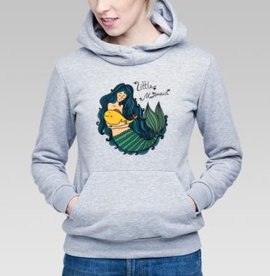 Русалочка - Купить детские толстовки со сказками в Москве, цена детских толстовок со сказками  с прикольными принтами - магазин дизайнерской одежды MaryJane
