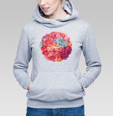 Летнее настроение - Купить детские толстовки с роами в Москве, цена детских толстовок с розой с прикольными принтами - магазин дизайнерской одежды MaryJane
