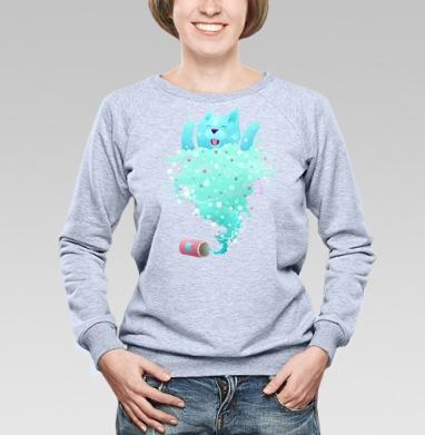 Домашний Джинн - Купить детские свитшоты с едой в Москве, цена детских свитшотов с едой  с прикольными принтами - магазин дизайнерской одежды MaryJane