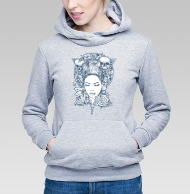 Забытая - Купить детские толстовки с черепом в Москве, цена детских толстовок с черепом  с прикольными принтами - магазин дизайнерской одежды MaryJane