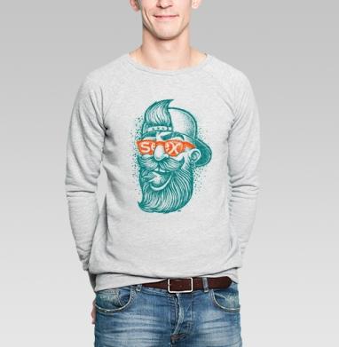 Тайные помыслы - Купить мужские свитшоты хипстерские в Москве, цена мужских свитшотов хипстерских  с прикольными принтами - магазин дизайнерской одежды MaryJane