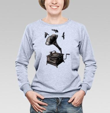 Музыка винтаж - Купить детские свитшоты ретро в Москве, цена детских свитшотов ретро  с прикольными принтами - магазин дизайнерской одежды MaryJane