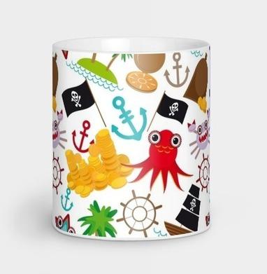 Пираты  - иллюстация, Новинки