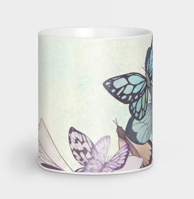 Butterfly blues - бабочки, Новинки