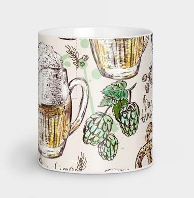 Кружка пива - алкоголь, Новинки