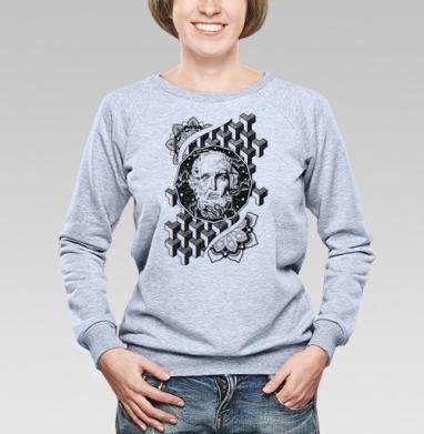 Космический мужик - Купить детские свитшоты с бородой в Москве, цена детских свитшотов с бородой  с прикольными принтами - магазин дизайнерской одежды MaryJane
