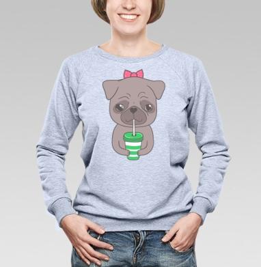 Бонни - Купить детские свитшоты с собаками в Москве, цена детских свитшотов с собаками  с прикольными принтами - магазин дизайнерской одежды MaryJane