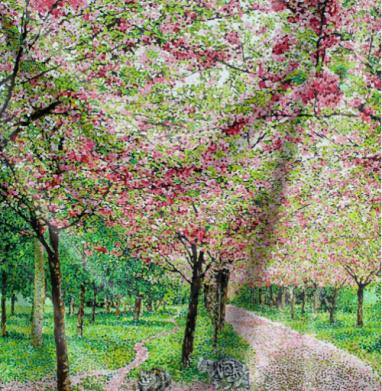 Япония Путь к созерцанию - природа, Популярные