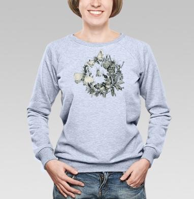 Мотыли - Купить детские свитшоты с летом в Москве, цена детских свитшотов с летом  с прикольными принтами - магазин дизайнерской одежды MaryJane