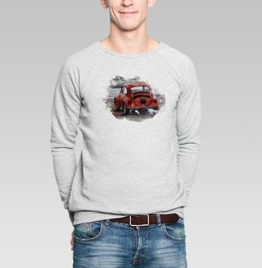 Фольксваген жук (жен.) - Купить мужские свитшоты парные в Москве, цена мужских  парных  с прикольными принтами - магазин дизайнерской одежды MaryJane