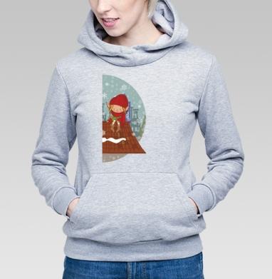 Эльфы тоже влюблены (жен.) - Купить детские толстовки для влюбленных в Москве, цена детских  дли влюбленных  с прикольными принтами - магазин дизайнерской одежды MaryJane