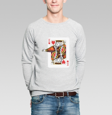 Джаст мерид  (муж.) - Купить мужские свитшоты парные в Москве, цена мужских  парных  с прикольными принтами - магазин дизайнерской одежды MaryJane