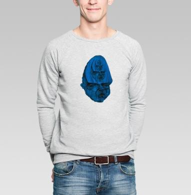 Рекурсия - Купить мужские свитшоты с лицом в Москве, цена мужских  с лицом  с прикольными принтами - магазин дизайнерской одежды MaryJane