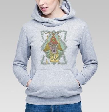 Тотемный камень - Купить детские толстовки с узорами в Москве, цена детских  с узорами  с прикольными принтами - магазин дизайнерской одежды MaryJane