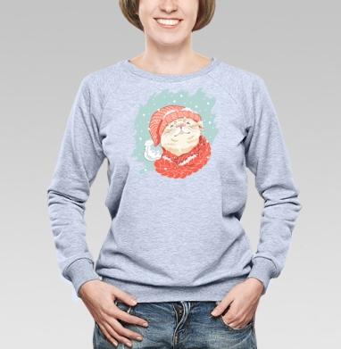 К зиме готов - Купить детские свитшоты с мороженным в Москве, цена детских свитшотов с мороженным  с прикольными принтами - магазин дизайнерской одежды MaryJane