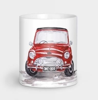 Красная машинка - автомобиль, Новинки
