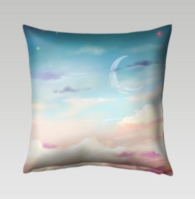 Волшебное небо - Подушки с принтом
