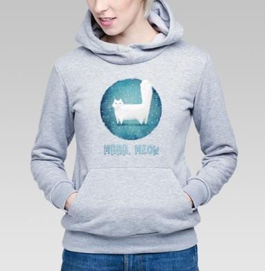 Снежный кот - Толстовки женские в интернет-магазине
