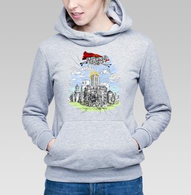 Для рожденных в год овцы - Купить детские толстовки с городами в Москве, цена детских толстовок с городами  с прикольными принтами - магазин дизайнерской одежды MaryJane