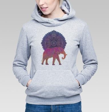 Слон и солнце - Купить детские толстовки с солнцем в Москве, цена детских толстовок с солнцем с прикольными принтами - магазин дизайнерской одежды MaryJane
