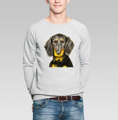Собака Такса - Толстовки без капюшона с принтами