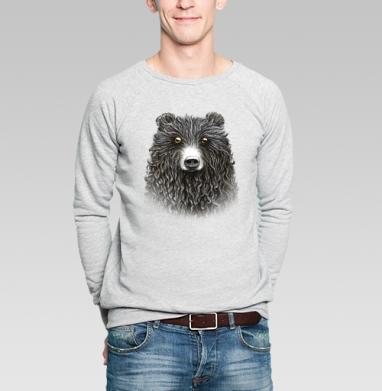 Мишенька - Купить мужские свитшоты нежность в Москве, цена мужских  нежность  с прикольными принтами - магазин дизайнерской одежды MaryJane