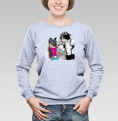 Подарок для подружки - Купить детские свитшоты хипстерские в Москве, цена детских свитшотов хипстерских  с прикольными принтами - магазин дизайнерской одежды MaryJane