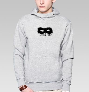 Мне нужен герой - Толстовки супермен купить сегодня