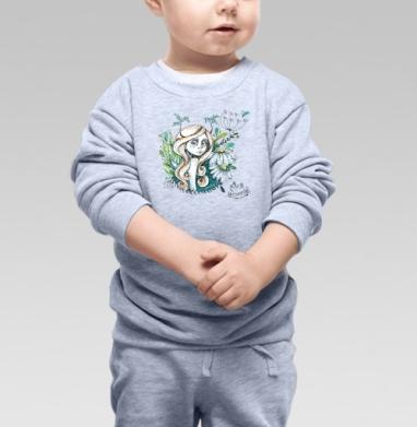 Моя весна - Купить детские свитшоты с деревьями в Москве, цена детских свитшотов с деревьями  с прикольными принтами - магазин дизайнерской одежды MaryJane