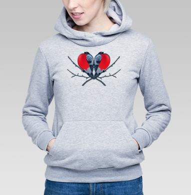 Снегирёчки - Купить детские толстовки с птицами в Москве, цена детских толстовок с птицами  с прикольными принтами - магазин дизайнерской одежды MaryJane
