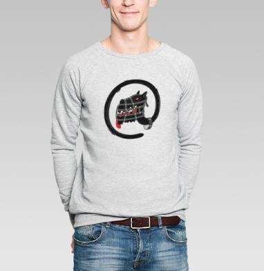 Собачка - Купить мужские свитшоты с приколами в Москве, цена мужских свитшотов с приколами с прикольными принтами - магазин дизайнерской одежды MaryJane