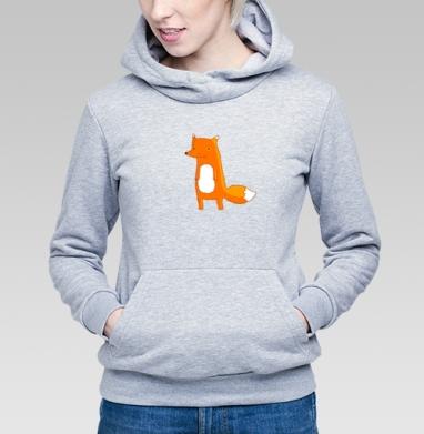 Fox - Купить детские толстовки с лисой в Москве, цена детских толстовок с лисой  с прикольными принтами - магазин дизайнерской одежды MaryJane