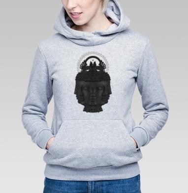 Лики Будды - Купить детские толстовки с графикой в Москве, цена детских толстовок с графикой  с прикольными принтами - магазин дизайнерской одежды MaryJane