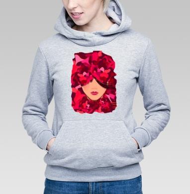 Весна - Купить детские толстовки с усами в Москве, цена детских толстовок с усами с прикольными принтами - магазин дизайнерской одежды MaryJane