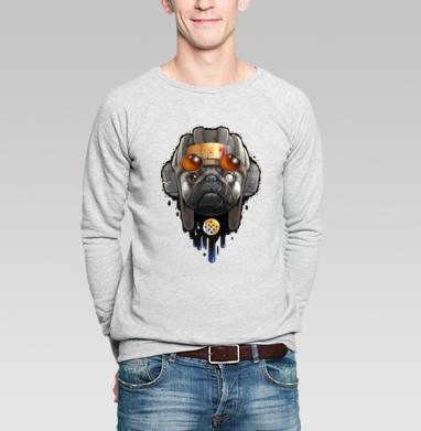 Пёс войны - Купить мужские свитшоты с собаками в Москве, цена мужских свитшотов с собаками  с прикольными принтами - магазин дизайнерской одежды MaryJane