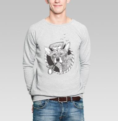 Эй, моряк - Купить мужские свитшоты с птицами в Москве, цена мужских свитшотов с птицами  с прикольными принтами - магазин дизайнерской одежды MaryJane